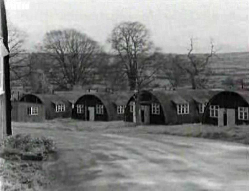 Military Hospital Moira in 1960