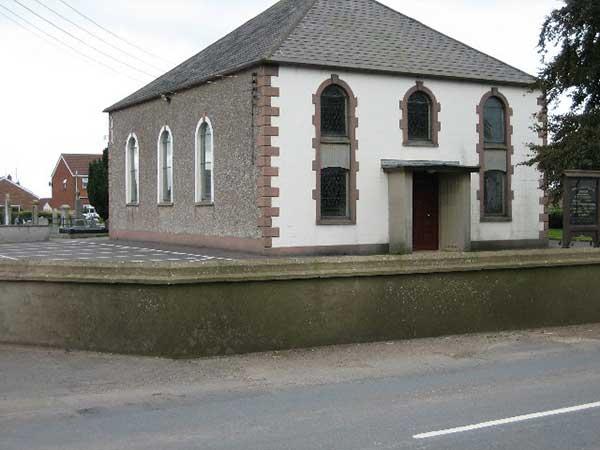 Moira Presbyterian Church © Brian Shaw