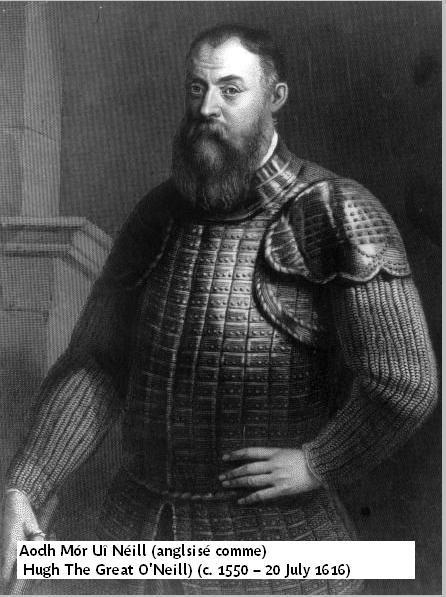 Hugh O'Neale Earl of Tyrone