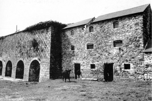 lime kilns on Clarehill Road Moiralime kilns on Clarehill Road Moira