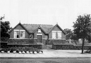 old Primary School, Moira