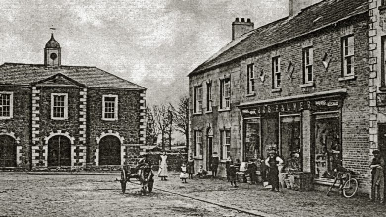 Old view of Moira
