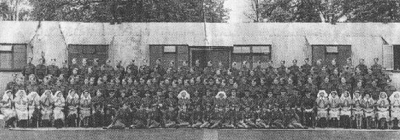 Waringfield military hospital