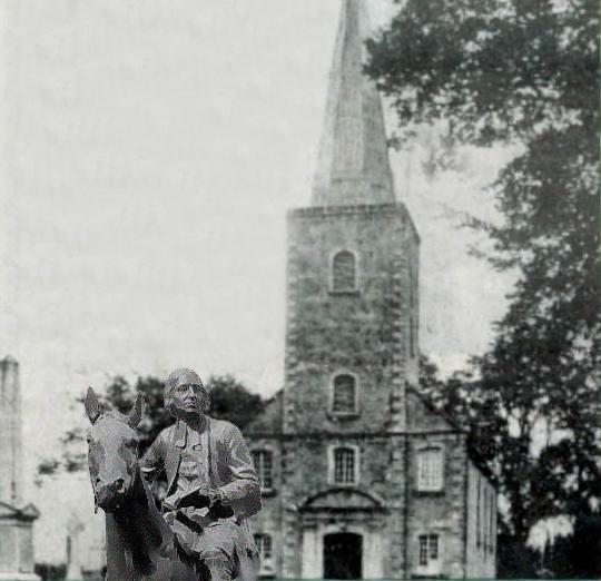 John Wesley in Moira