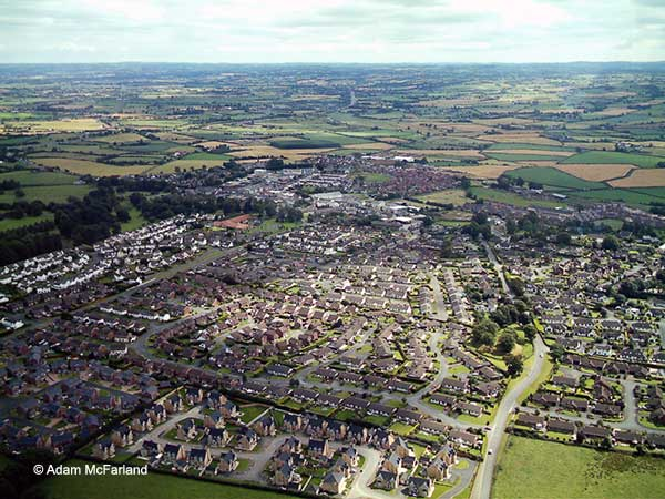 Moira from above Old Kilmore Road