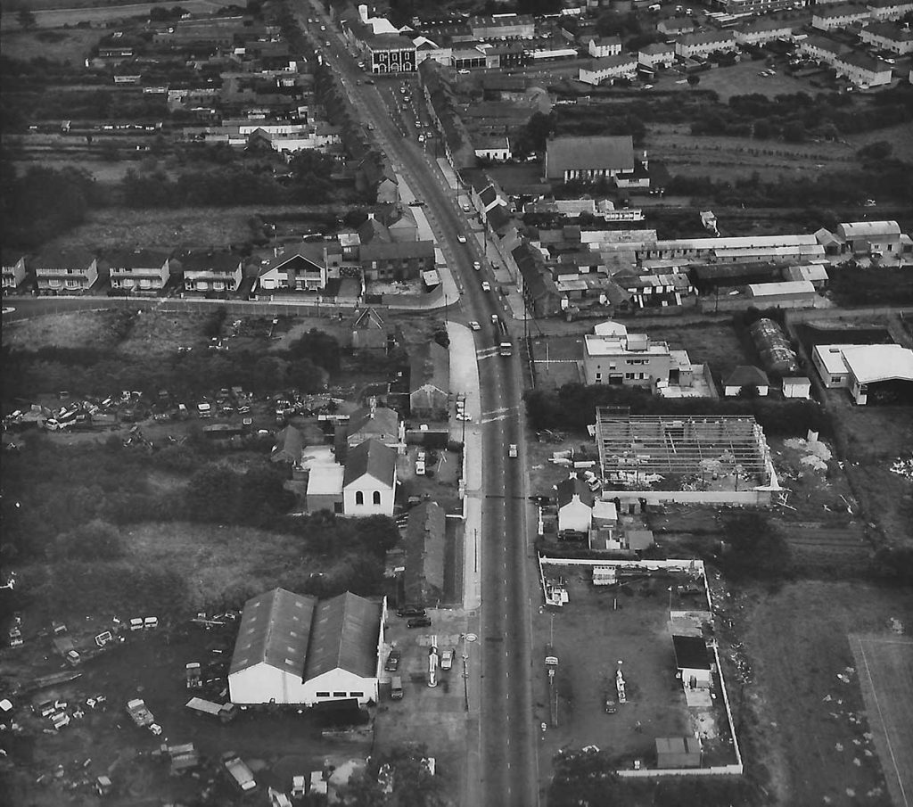 Moira Main Street 1974