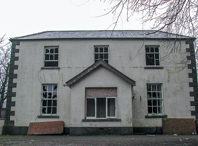 This image and the three below are credited to the Ulster Architectural Heritage Society